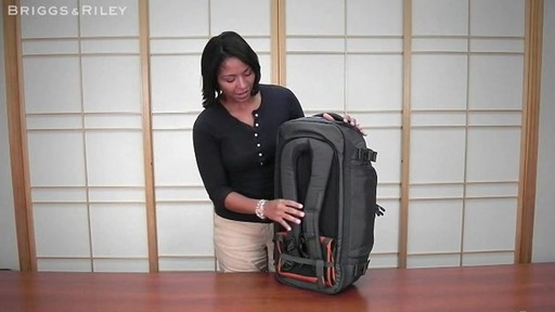 Briggs & Riley - BD126X Exchange 26 Duffle - image 5 from the video