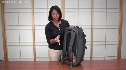 Briggs & Riley - BD126X Exchange 26 Duffle - image 6 from the video
