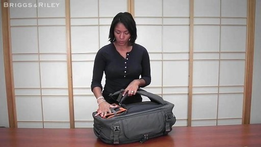 Briggs & Riley - BD126X Exchange 26 Duffle - image 7 from the video