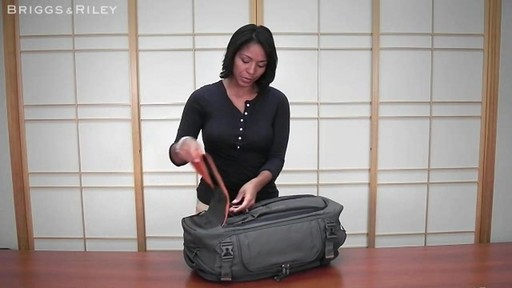 Briggs & Riley - BD126X Exchange 26 Duffle - image 8 from the video