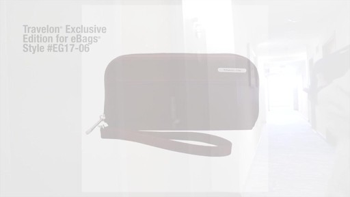 Travelon RFID Welted Wallet - Exclusive - image 4 from the video