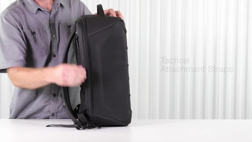 Lowepro DroneGuard BP 400 Backpack - image 2 from the video