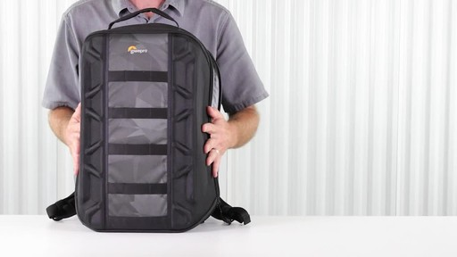 Lowepro DroneGuard BP 400 Backpack - image 8 from the video
