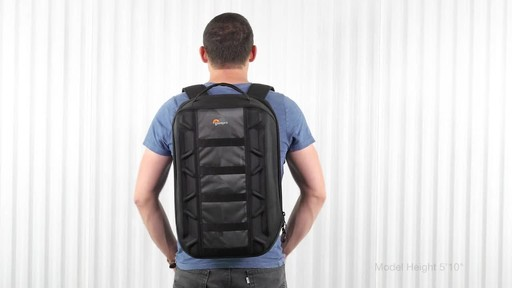 Lowepro DroneGuard BP 400 Backpack - image 9 from the video