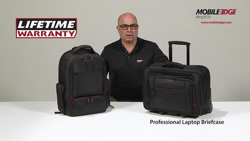 Mobile Edge Professional Rolling Laptop Case - image 10 from the video