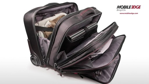 Mobile Edge Professional Rolling Laptop Case - image 2 from the video