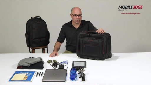 Mobile Edge Professional Rolling Laptop Case - image 3 from the video