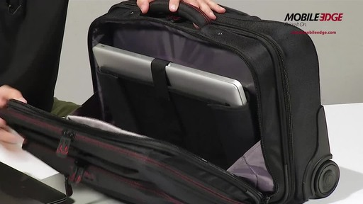 Mobile Edge Professional Rolling Laptop Case - image 5 from the video