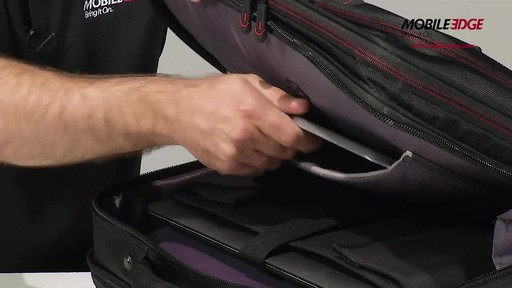 Mobile Edge Professional Rolling Laptop Case - image 6 from the video