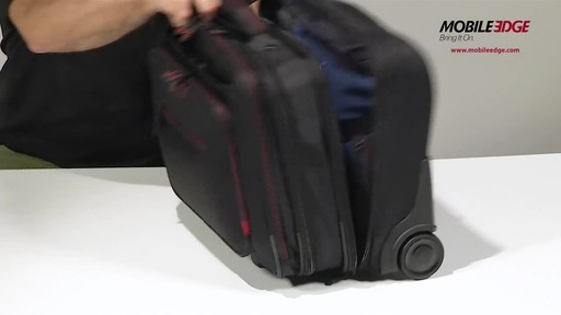 Mobile Edge Professional Rolling Laptop Case - image 7 from the video