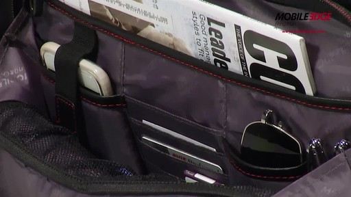 Mobile Edge Professional Rolling Laptop Case - image 8 from the video