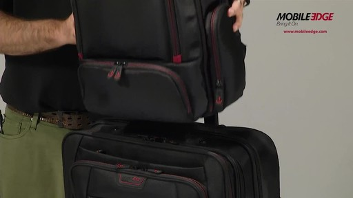 Mobile Edge Professional Rolling Laptop Case - image 9 from the video