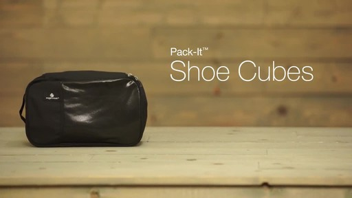 Eagle Creek Pack-It Shoe Cube - image 10 from the video