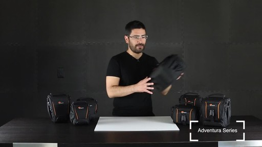 Lowepro Adventura Camera Cases - image 1 from the video