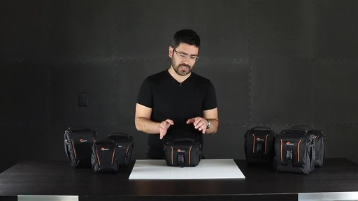 Lowepro Adventura Camera Cases - image 3 from the video