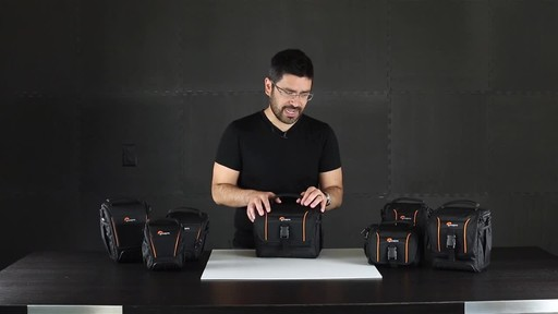 Lowepro Adventura Camera Cases - image 5 from the video