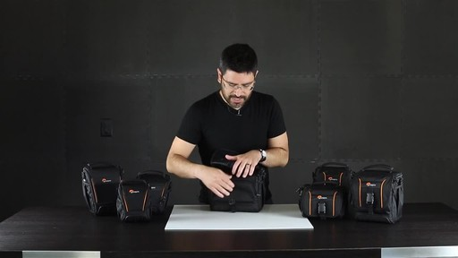 Lowepro Adventura Camera Cases - image 6 from the video