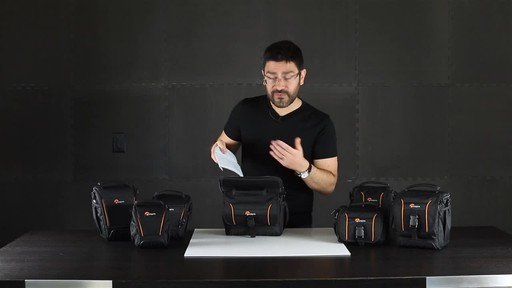Lowepro Adventura Camera Cases - image 9 from the video