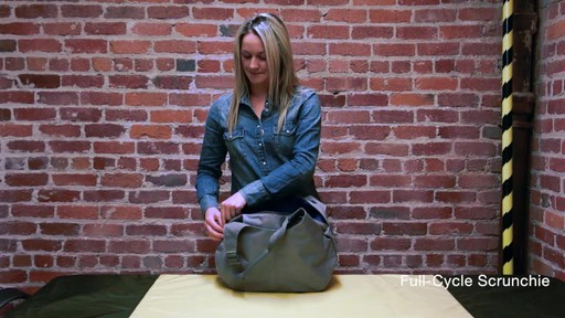 Timbuk2 - Full-Cycle Scrunchie - image 10 from the video