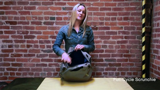Timbuk2 - Full-Cycle Scrunchie - image 9 from the video