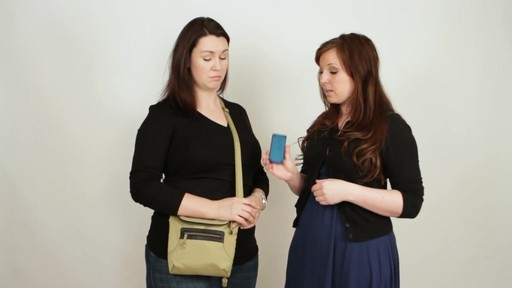 Travelon Safe ID RFID Blocking Products - image 4 from the video