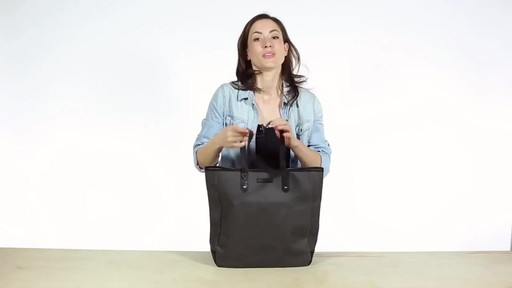 Timbuk2 Manhattan Tote Bag - eBags.com - image 9 from the video