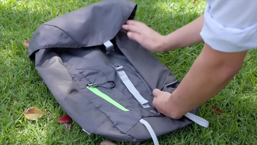 ecogear Darter Backpack - image 2 from the video