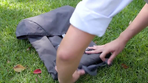 ecogear Darter Backpack - image 5 from the video