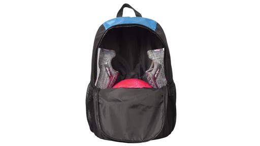 KR Strikeforce Bowling Single Shot Bowling Ball Backpack - image 4 from the video