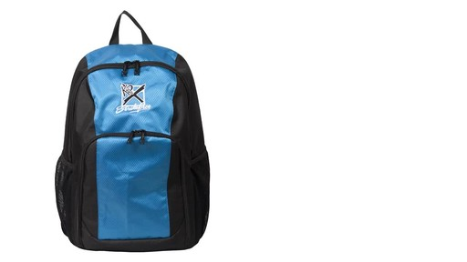 KR Strikeforce Bowling Single Shot Bowling Ball Backpack - image 5 from the video