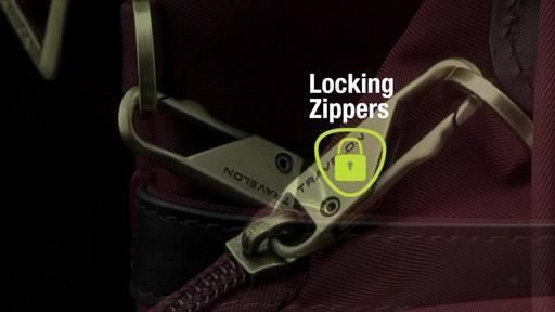 Anti-Theft LTD Crossbody Messenger - eBags.com - image 3 from the video