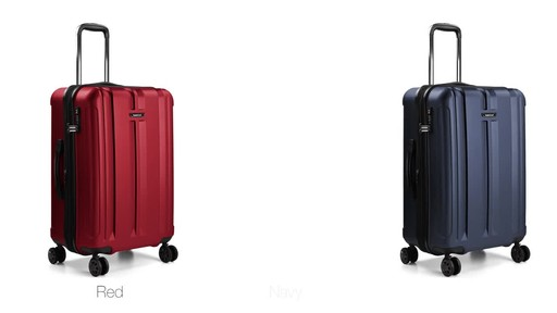 Traveler's Choice La Serena Luggage Collection - image 10 from the video