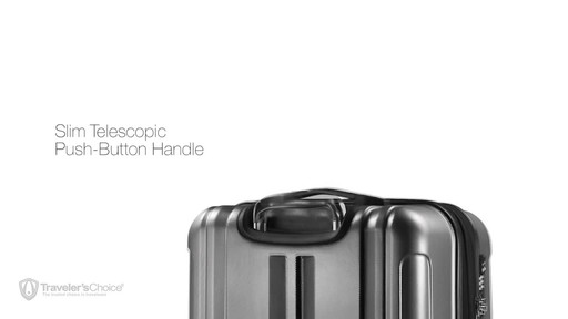 Traveler's Choice La Serena Luggage Collection - image 3 from the video