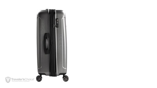 Traveler's Choice La Serena Luggage Collection - image 7 from the video