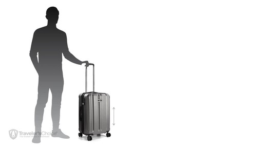 Traveler's Choice La Serena Luggage Collection - image 8 from the video