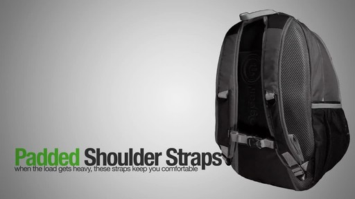 ecogear Flash Backpack - image 2 from the video