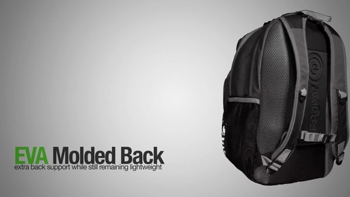 ecogear Flash Backpack - image 4 from the video