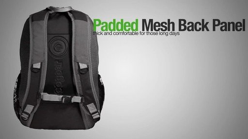 ecogear Flash Backpack - image 5 from the video