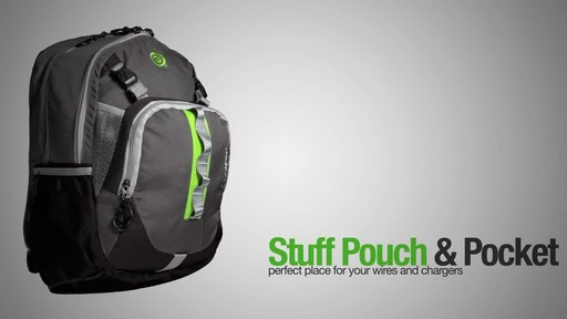 ecogear Flash Backpack - image 6 from the video
