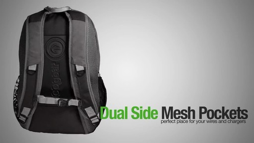 ecogear Flash Backpack - image 8 from the video
