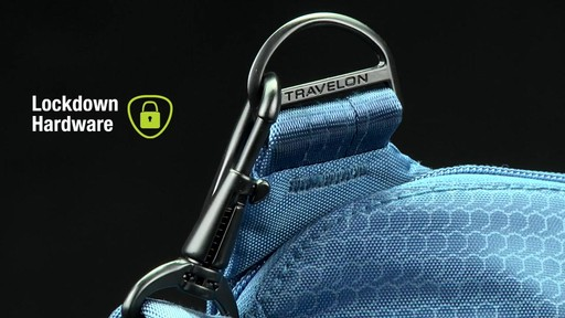 Travelon Anti-Theft Active Small Crossbody Bag - on eBags.com - image 7 from the video