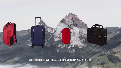 Victorinox CheckSmart Luggage Tracker - on eBags.com - image 10 from the video
