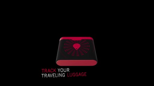 Victorinox CheckSmart Luggage Tracker - on eBags.com - image 3 from the video