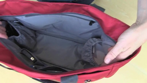 Eagle Creek Travel Gateway Tote - image 7 from the video