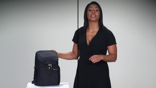 Briggs & Riley Sympatico Small U-Zip Backpack - image 1 from the video
