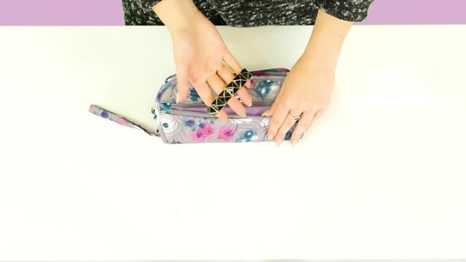 Lug Flipper Jewelry Clutch - image 1 from the video