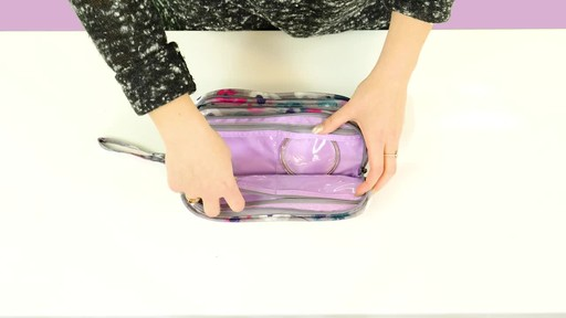 Lug Flipper Jewelry Clutch - image 2 from the video