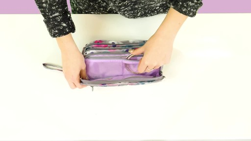 Lug Flipper Jewelry Clutch - image 3 from the video