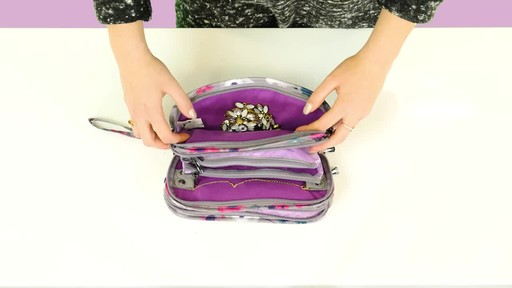 Lug Flipper Jewelry Clutch - image 8 from the video