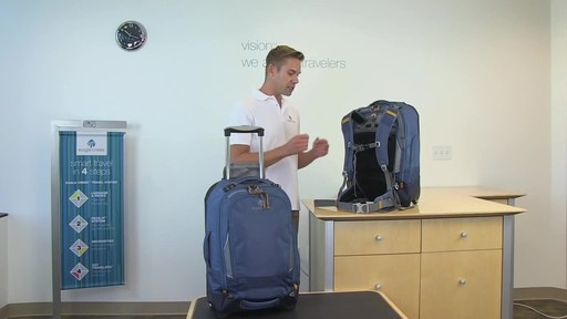 Eagle Creek Flip Switch Wheeled Backpack - image 1 from the video